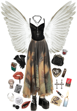 angel of grunge and death