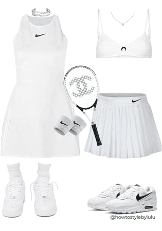 Tennis Besties🤍🎾