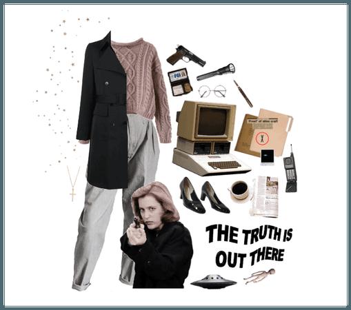 X-Files: Dana Scully