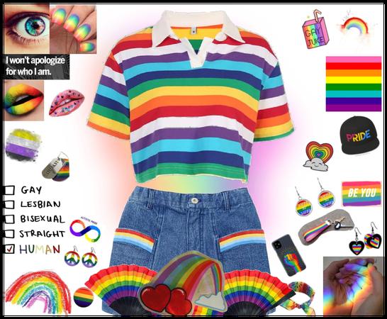 Rainbow! Pride❤️🧡💛💚💙💜 Read Description✌️