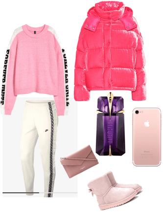 pink berg