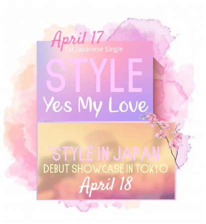 STYLE Japanese Debut Release Date