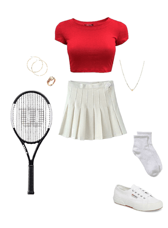 Tennis Gal