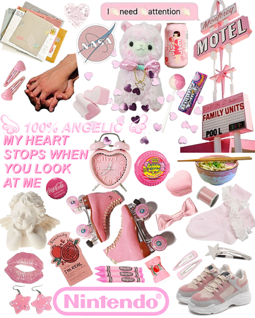 Pretty pink prince