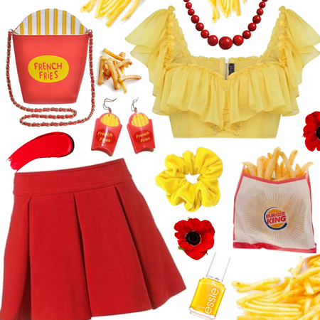 💛❤️🍟 national French fry 🍟 ❤️💛