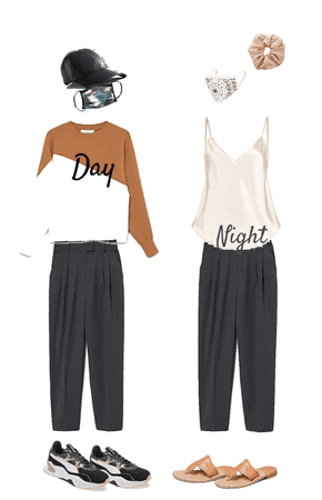 Day and Night: Yin & Yang
