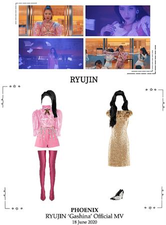 PHOENIX [피닠스] Ryujin 'Gashina' Official MV