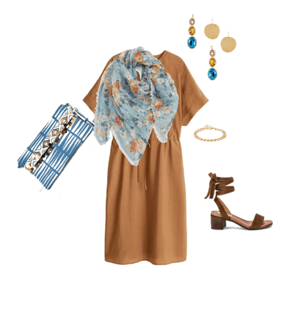Boho Fall Casual Outfit