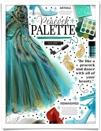 Dance like a Peacock 🦚
