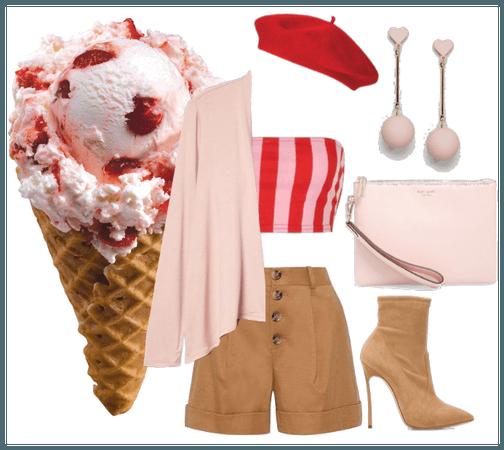 Sweet as Ice Cream