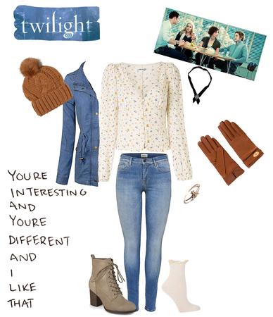 Sweet Cullen - Twilight OC
