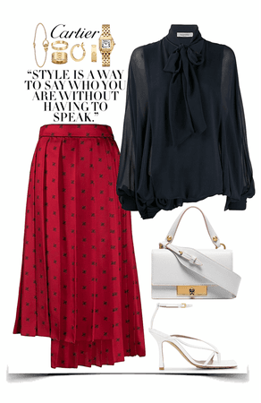elegance & Stately look
