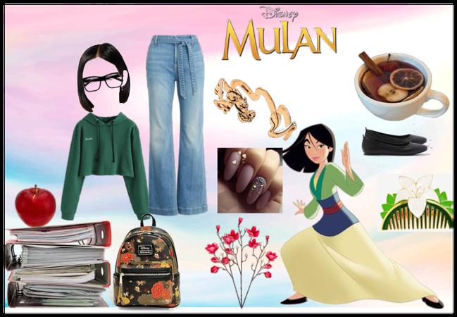 #NERDIFY PRINCESS CHALLENGE Mulan