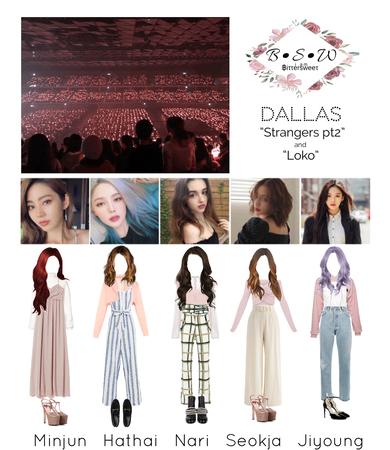 BSW World Tour: Dallas