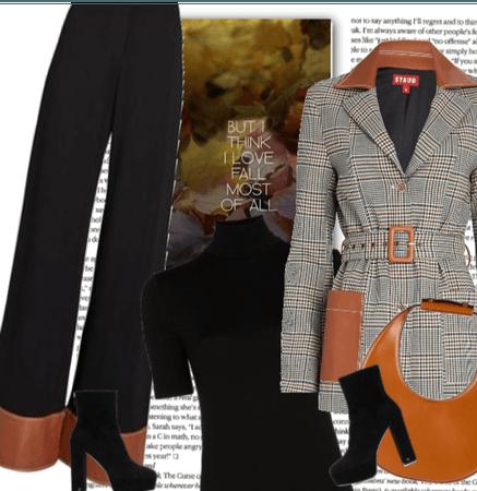 fall trend jacket- staud