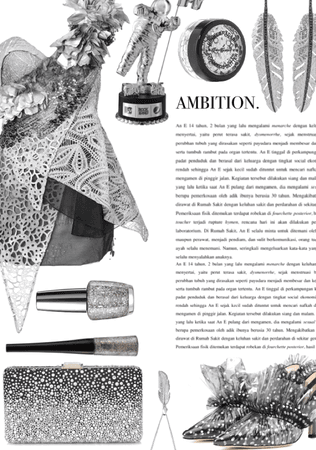 ambition looks good on you