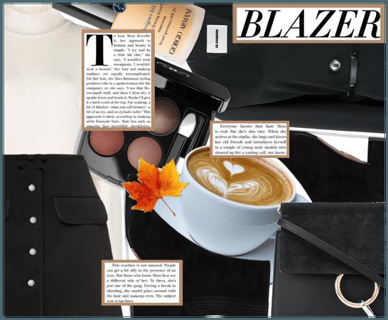 Fall Blazer ( 11.17.2020 )