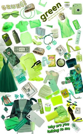 green green green 💚