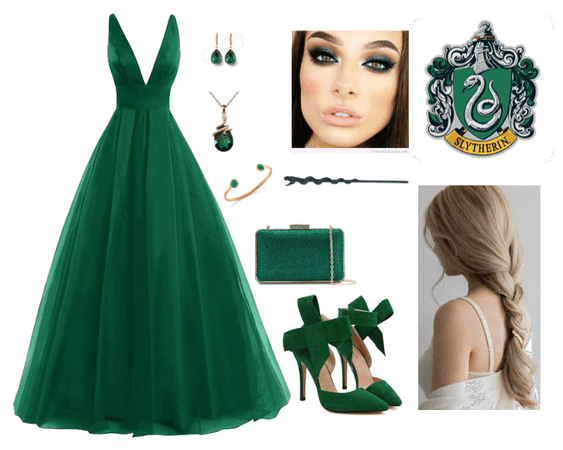 Yule Ball: Slytherin