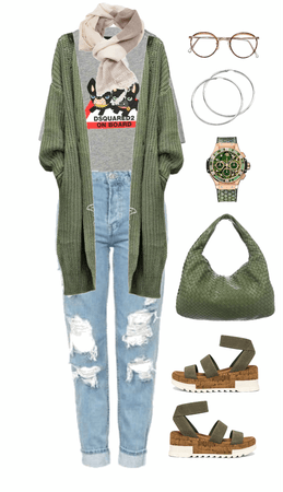 Favorite Go-To: Long Cardigans