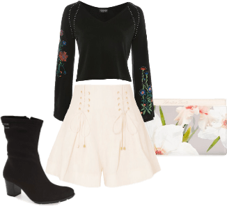 Shiro Bastion's Alternate Outfit