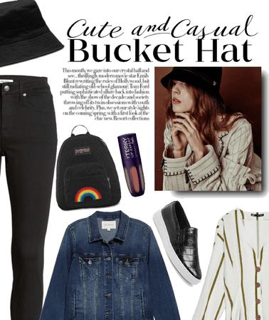 Street Style Bucket Hat