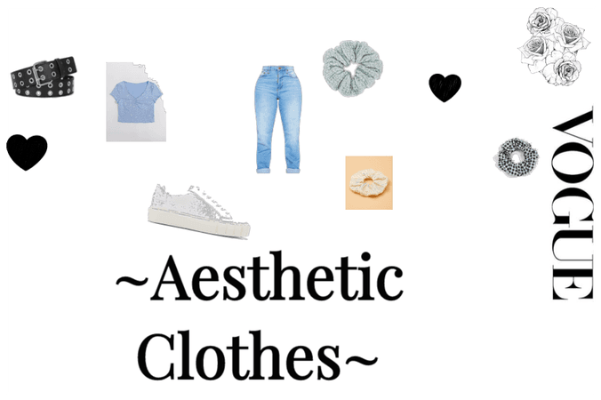 ~Aesthetic Clothing~