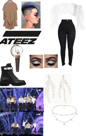 ateez 9th member