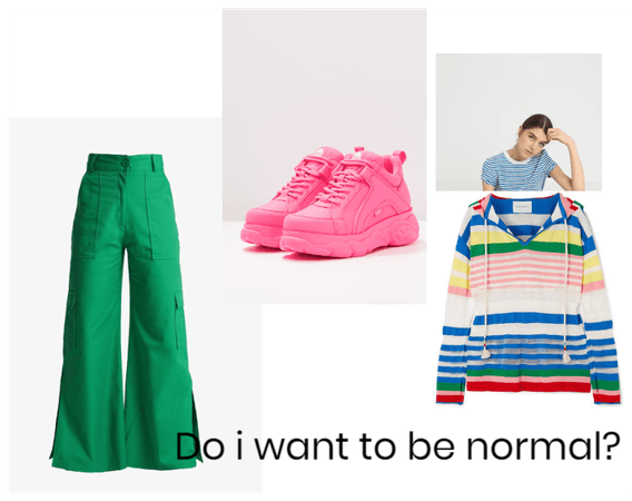 Do i want to be normal?