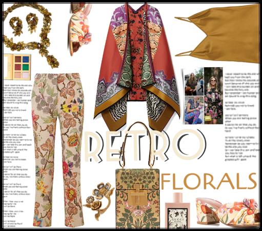 Retro Florals