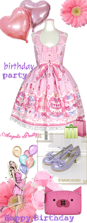 # party Sweet Sixteen birthday