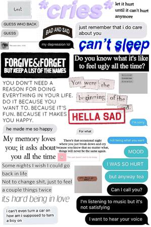 more feelings