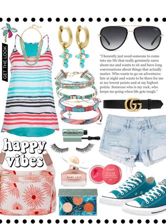 •Everyday Summer Vibes•