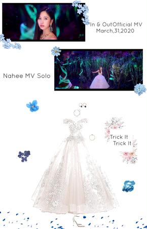 Nahee {IN & OUT} Solo Scene