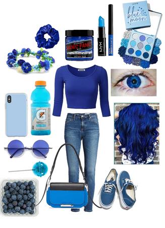 soul color: blue