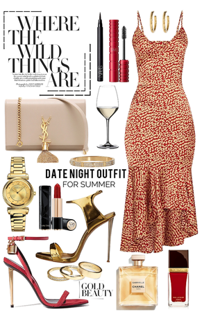 Hot Summer's Night Out