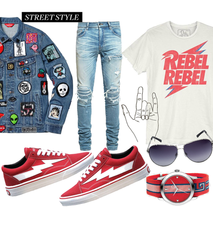 Rebel w/ Street Style
