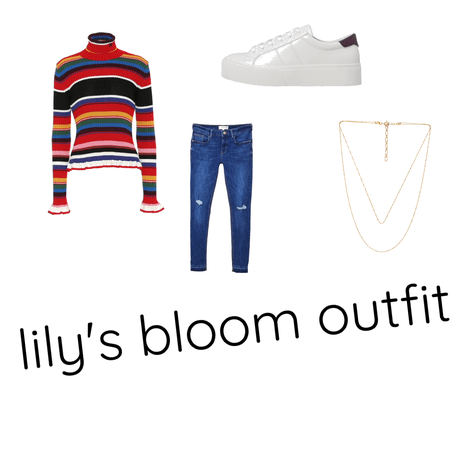 lily's bloom outfit