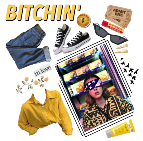 Eleven's Bitchin' Outfit