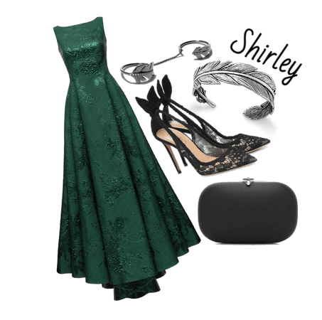 Shirley Formal Outfit