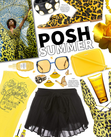 posh prints | @leila314 contest
