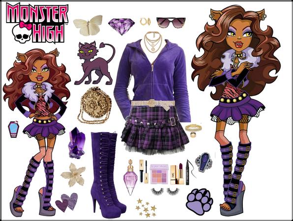 Monster High - Clawdeen Wolf