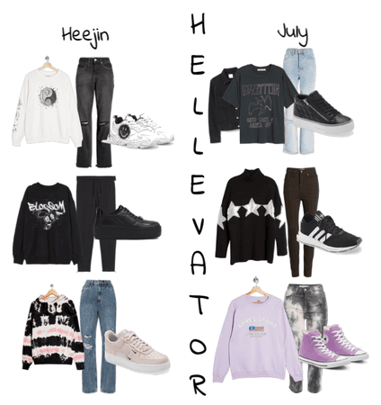 Hellevator-Stray Kids