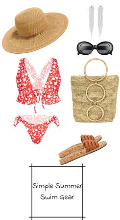 Simple Summer Swim Gear
