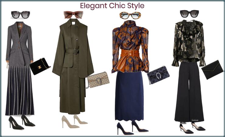 Elegant Chic Style