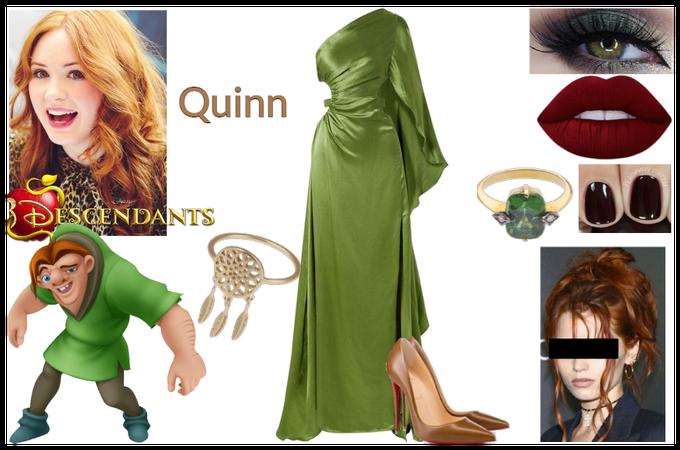 Quinn - Coronation