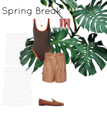 12. Spring break