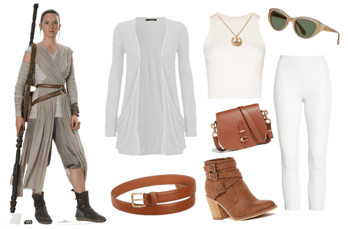 Rey inspired Outfit
