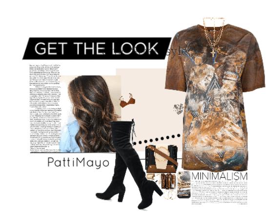 PattiMayo Fall Street Chic