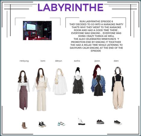 RUN LABYRINTHE EPISODE 6